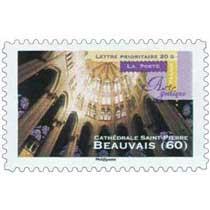 Art gothique cathédrale Saint-Pierre Beauvais (60)