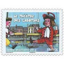 2011 Le théâtre des cabotans