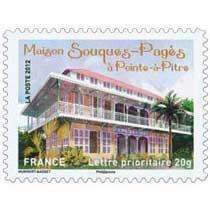2012 Maison Souques-Pagès à Pointe-à-Pitre