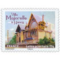 2012 Villa Majorelle à Nancy