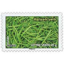 Le timbre vert