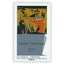 Lyonel Feininger Marine (1924)