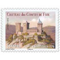 2012 Château des Comtes de Foix
