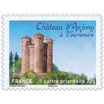 2012 Château d'Anjony à Tournemire