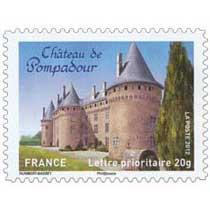 2012 Château de Pompadour