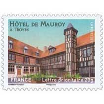 2012 Hôtel de Mauroy à Troyes