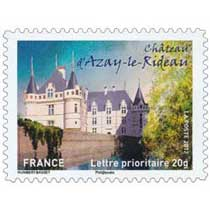 2012 Château d'Azay-le-Rideau