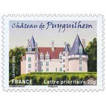 2012 Château de Puyguilhem