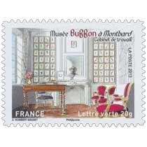 2013 Musée Buffon à Montbard Cabinet de travail