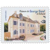 2013 Maison de George Sand à Nohant