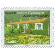 2013 Maison de Georges Clemenceau à Saint-Vincent-sur-Jard