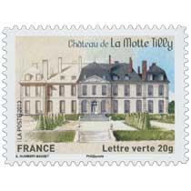 2013 Château de la Motte Tilly
