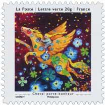 2013 Cheval porte-bonheur
