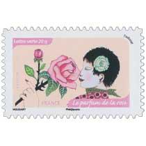 2014 L'odorat : Le parfum de la rose