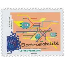 2014 La nouvelle France industrielle - Electromobilité