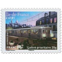 2014 Île-de-France Z 6181