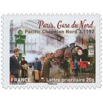 2014 Paris Gare du Nord Pacific Chapelon nord 3.1192
