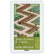 2014 Objets d'art  –  Renaissance en France  –  Jardins du château de Villandry