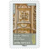 2014 Objets d'art  –  Renaissance en France  –  Escalier Henri II, Paris Louvre, Atelier Jean Goujon