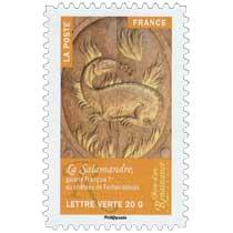 2014 Objets d'art  –  Renaissance en France  –  La Salamandre, galerie François 1er, au château de Fontainebleau
