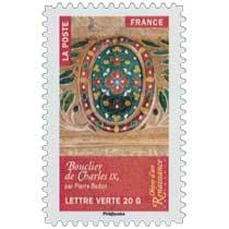 2014 Objets d'art  –  Renaissance en France  –  Bouclier de Charles IX, par Pierre Redon