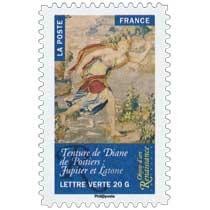 2014 Objets d'art  –  Renaissance en France  –  Tenture de Diane de Poitiers : Jupiter et Latone
