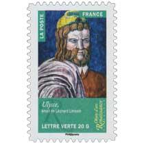 2014 Objets d'art  –  Renaissance en France  –  Ulysse, émail de Léonard Limosin