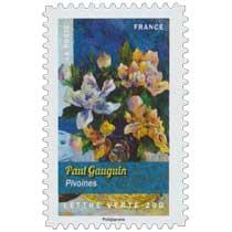 2015 Paul Gauguin - Pivoines
