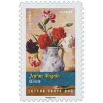2015 Jeanne Magnin - Oeillets