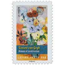 2015 Vincent Van Gogh - Roses et anémones