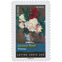 2015 Edouard Manet - Pivoines