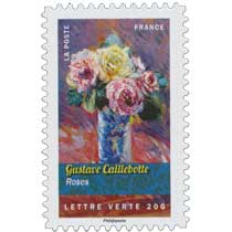 2015 Gustave Caillebotte - Roses