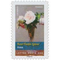 2015 Henri Fantin-Latour - Roses