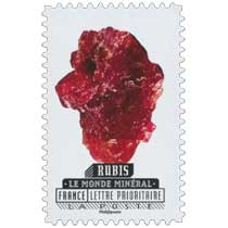 2016 Le  monde minéral - Rubis