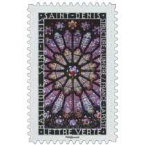 2016 Structure et lumière . Basilique Saint-Denis . Saint-Denis