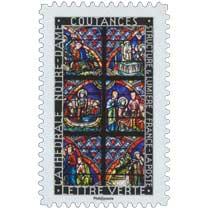 2016 Structure et lumière . Cathédrale Notre-Dame . Coutances