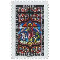 2016 Structure et lumière . Cathédrale Notre-Dame . Bayeux