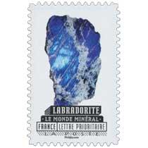 2016 Le  monde minéral - Labradorite