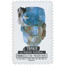 2016 Le  monde minéral - Topaze