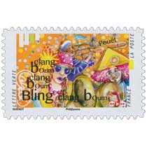 2016 Bling clang boum