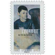 2016 Paul Cézanne - Portrait du fils de l'artiste