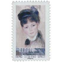2016 Auguste Renoir - Jeune femme au chapeau noir
