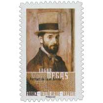 2016 Edgar Degas - Portrait de Léon Bonnat