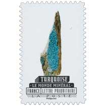 2016 Le  monde minéral - Turquoise
