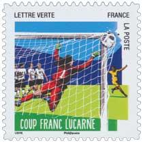 2016 Coup franc lucarne