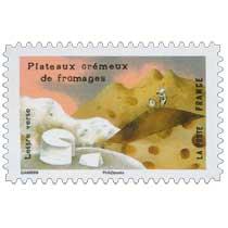 2017 Plateaux crémeux de fromages