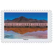2017 Bolivie / Laguna Colorada