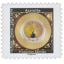2019 Assiette - Production Sèvres