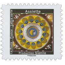 2019 Assiette - Production Sienne