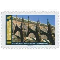 2019 Cathédrale Notre-Dame - Strasbourg